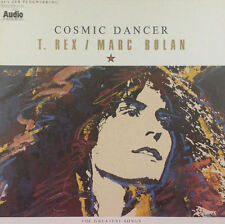 """T. Rex/ Marc Bolan - Cosmic Dancer - 12"""" LP - k850 - washed & cleaned"""