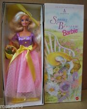 Spring Blossom Barbie Doll 1st Series-Special Edition-1995 Mattel Avon Exclusive