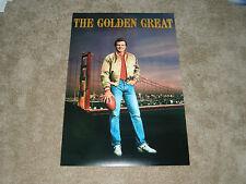 "JOE MONTANA SAN FRANCISCO 49ERS ""THE GOLDEN GREAT"" 20X30 POSTER PRINT"