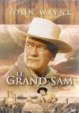 """DVD """"LE GRAND SAM""""     JOHN WAYNE         NEUF SOUS  BLISTER"""