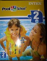 Pool School  Stufe 2 * Schwimm-Weste * Intex * 3-6 Jahre * 18 - 30 Kilo