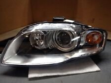 2005 2006 2007 2008 Audi A4 Sedan OEM Left Xenon HID Head Light Lamp #43