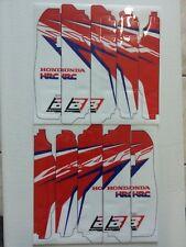 KIT ADESIVI GRAFICHE RADIATORE HONDA CRF 250 2010 2011 2012 2013