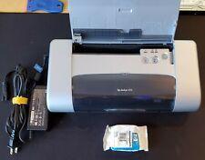 HP Deskjet 450 Mobile Inkjet Printer w/Battery and Power Supply