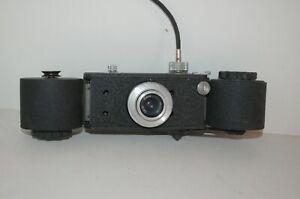 YOLKA - C-64 Vintage 1950's Soviet Document Camera. Working but untested UK Sale
