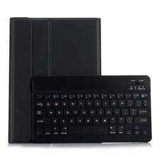 For iPad 10.2 in 7th Gen 2019 Wireless Detachable Ultra Thin Keyboard Case Cover