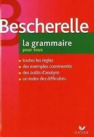 La Grammaire pour tous de Bescherelle | Livre | état bon