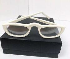 ae16855fab2 Vam USA white frame Vintage 50s Womens Eyeglasses Glasses