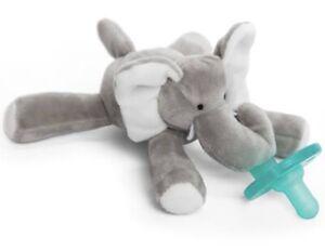 Bnib Genuine Wubbanub Elephant Dummy Pacifier