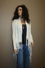 Women's Elegant Cape, Fashion Kimono, White Color