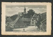 Goslar a. Harz  Frankenberger Plan u. Kirche