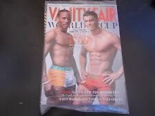 World Cup, Tiger Woods - Vanity Fair Magazine 2010