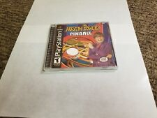 Austin Powers Pinball (Sony PlayStation 1, 2002) ps1 new