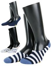 Animal Dark Navy Tayler Blossoma Pack of 3 Womens Ankle Socks