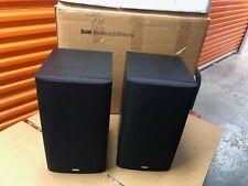 B&W DM601 S3  Speakers ( PAIR ) W/ Original Box