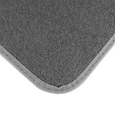 Classic Non Tailored Universal Grey Luxury Floor Mats Genuine Interior Set