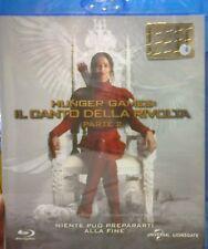 Hunger Games: Il Canto Della Rivolta Parte 2 (Blu-Ray - Editoriale da Privato)