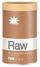 Amazonia Raw Fermented Paleo Protein Vanilla & Lucuma 1kg Certified Organic