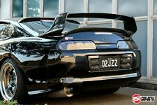 Carbon Exhaust Shroud for Toyota Supra , Pro Spec Imports. JZA80 MK4