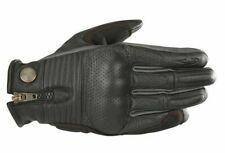 Alpinestars Honda Rayburn Gloves Black Leather Short Motorcycle Gloves New