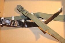 Lot comprenant une jugulaire M-51 + un sweatband liner M-51