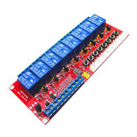 MagiDealMagiDeal 8 Channel Relay Module for   PIC ARM DSP AVR Raspberry Pi