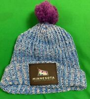 Love Your Melon Minnesota Super Bowl LII Host Committee Knit Beanie NFL Rare