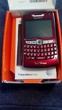 Blackberry curve 9360 - Red (Verizon) smartphone