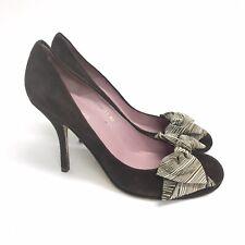 cd91ce58585 100% Leather Vintage Heels for Women for sale | eBay