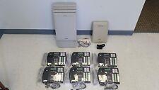 Nortel Norstar MICS Phone System (6) T7316 phones Caller ID + StarTalk Flash VM