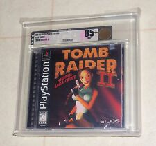 Tomb Raider  II, New Sealed!  PS1 VGA 85+