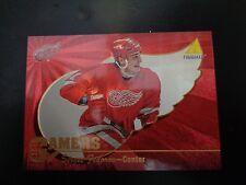 Sergei Fedorov 1994-95 Pinnacle Gamers #CR3 Hockey Card Detroit Red Wings NM/M