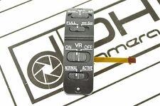 Nikon AF-S Nikkor 70-200mm f/2.8G ED VR II Switch Panel SW Repair Part DH7873