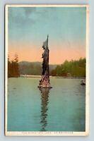 The Witch, 4th Lake, Adirondacks,Vintage Postcard Z59