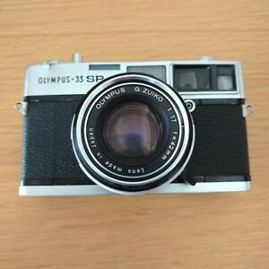 Olympus OLYMPUS 35 SP Film Camera Good Condition Rare