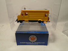 BACHMANN #46204 HO SCALE MAINTENANCE OF WAY VEHICLES STEP VAN W/HIGHRAILERS NEW