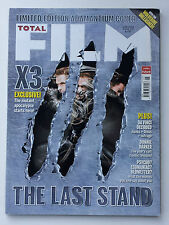 Total Film #115 Jun 2006 Cool Double Cover Design of X-Men: The Last Stand...