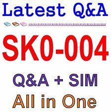 CompTIA Server+ SK0-004 Exam Q&A PDF+SIM
