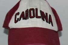 Carolina Gamecocks Vintage Red Burgandy White Hat Cap 47 Twins Large