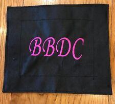 """Dream Duffel Patch """"BBDC"""""""