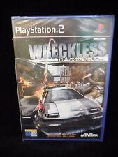 Wreckless:The Yakuza Missions nuevo y precintado para playstation 2