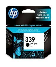 HP Genuine ✔ Black 339 Original Ink Cartridge BLACK C8767EE 2575  6310 6313 7110