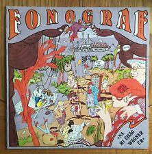 Fonograf - Na Mi Ujsag Wagner Ur Hungarian 1975 LP Pepita Records