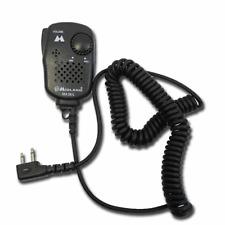 CB Radio Microphone Midland Intek Albrecht Alan 42 37 Mic MA-26-L Double Jack