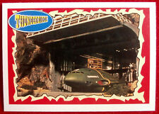 THUNDERBIRDS - Did You Know? - Card #49 - Topps, 1993 - Gerry Anderson