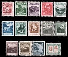 Liechtenstein #94-107 MHR CV$681.90 1930 SCENIC VIEWS