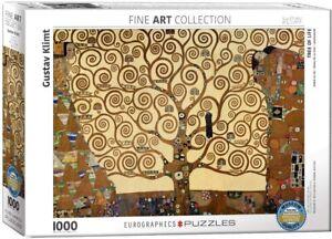 The Tree of Life Gustav Klimt piece jigsaw puzzle 480mm x 680mm (pz)