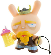 "DUNNY 3"" TECHNO VIKING AP SERIES 2010 BEAST BROTHERS KIDROBOT DESIGNER TOY"