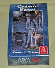**NEW & SEALED**  Cosmic Tarot Card Deck by Norbert Losche AGM
