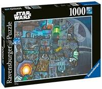 Ravensburger Jigsaw Puzzle WHERES WOOKIE  Storm Trooper- 1000 Piece